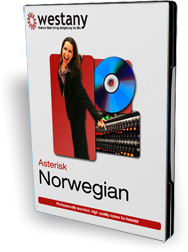 Norwegian Female (Elina) -0