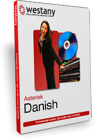 Danish Female (Kirsten) - A2Billing/Star2Billing-526
