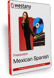 Mexican Spanish Female (Isabel) - FreeSWITCH-552