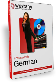 German Female (Marilda) - FreeSWITCH-562