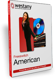 American English Female (Faith) - FreeSWITCH -600